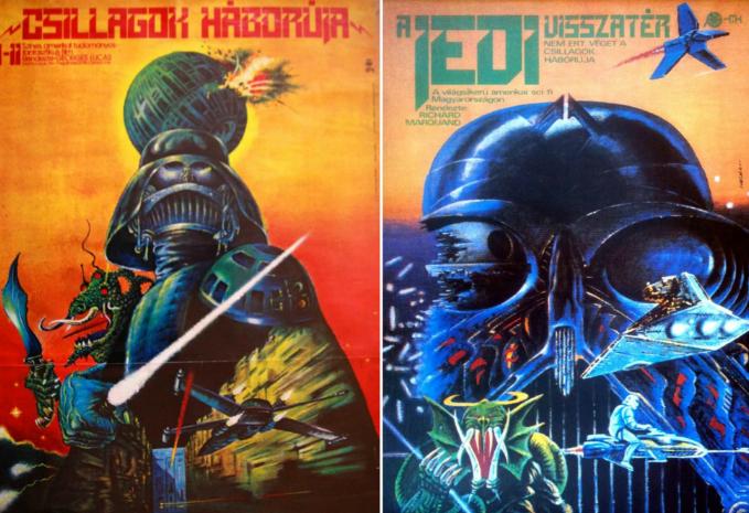 poster particolari di star wars
