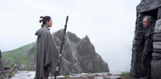 scene tagliate libro e rapporto tra rey e luke in star wars