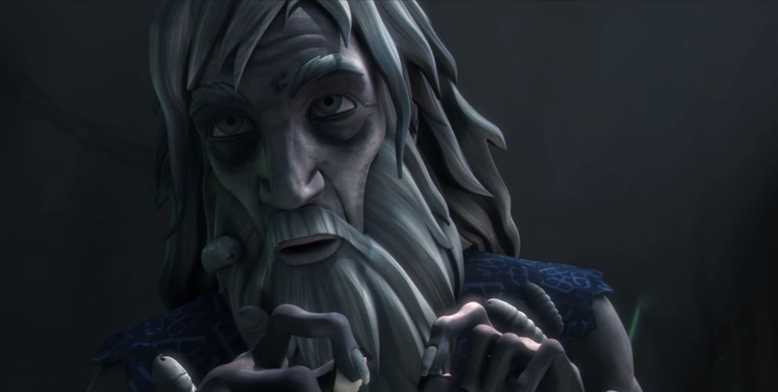 star wars the clone wars silman assistente valorum