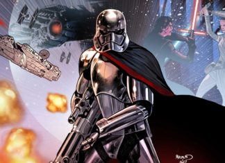 miniserie star wars di captain phasma