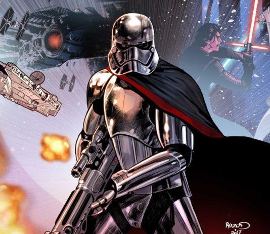 miniserie star wars di captain phasma