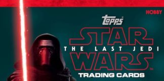 star wars the last jedi carte episodio viii kylo ren topps cards