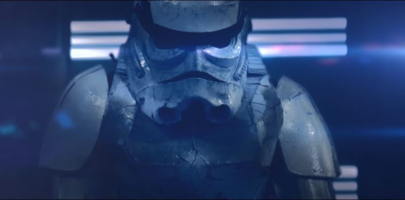 star wars fan film corto stormtrooper
