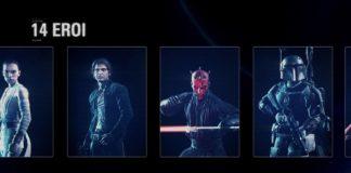 star wars battlefront ii gioco ea nuovo trailer narrato john boyega