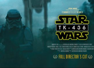 star wars fan film stormtrooper impero