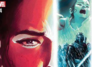 star wars episodio vii il risveglio della forza visione di rey fumetto