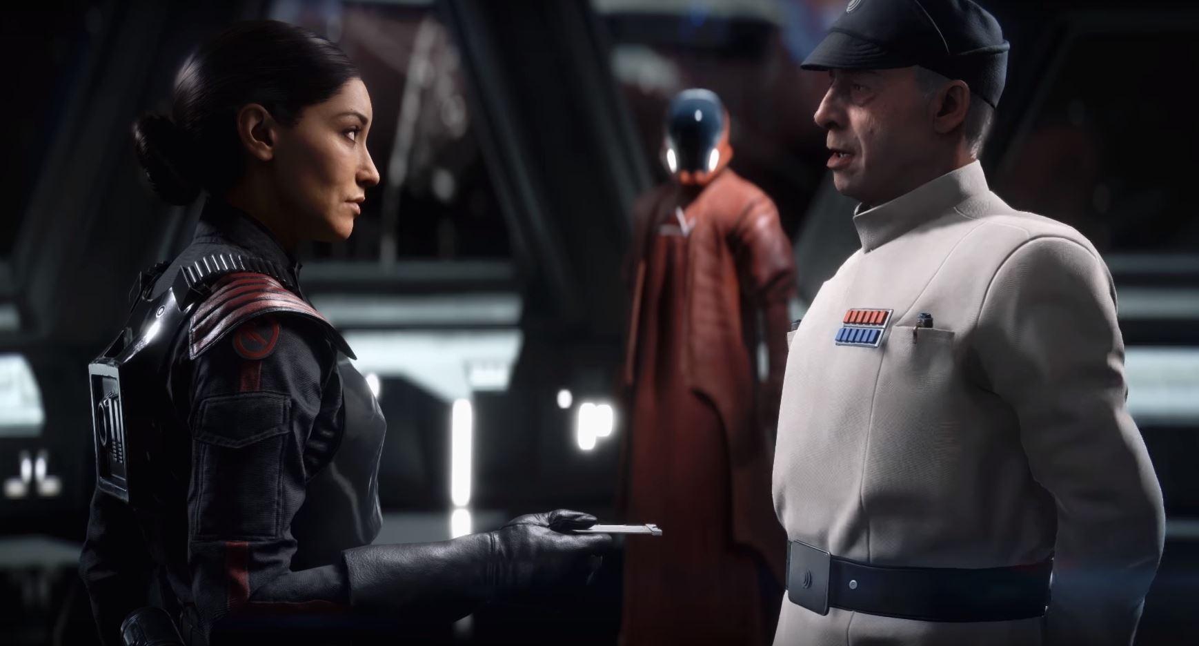 star wars battlefront ii campagna singleplayer storia