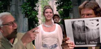 il video parodia di star wars del dentista