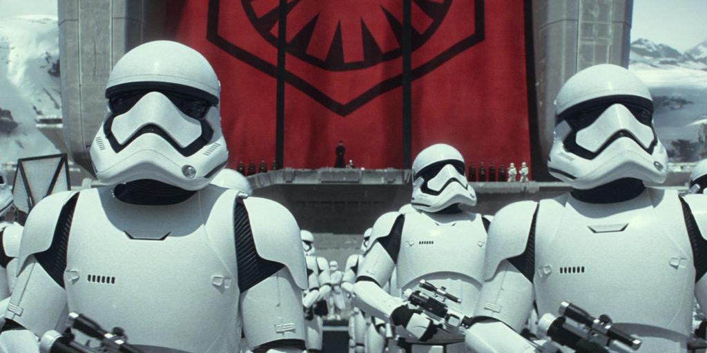 serie tv primo ordine in star wars