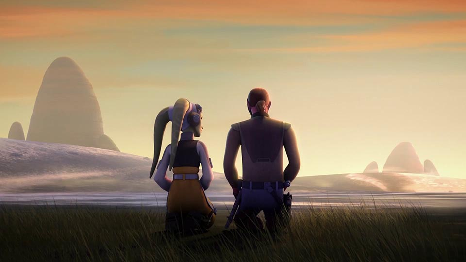 hera e kanan star wars rebels stagione 4
