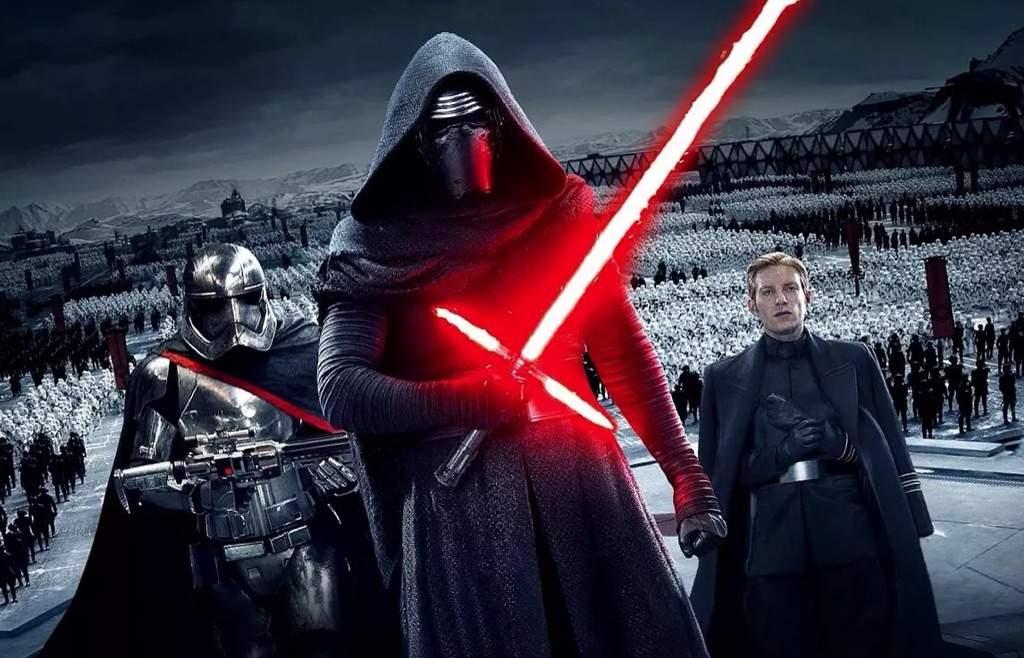 primo ordine e impero in star wars