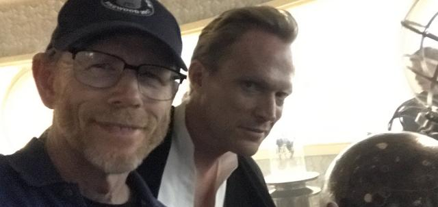 paul bettany e ron howard in star wars