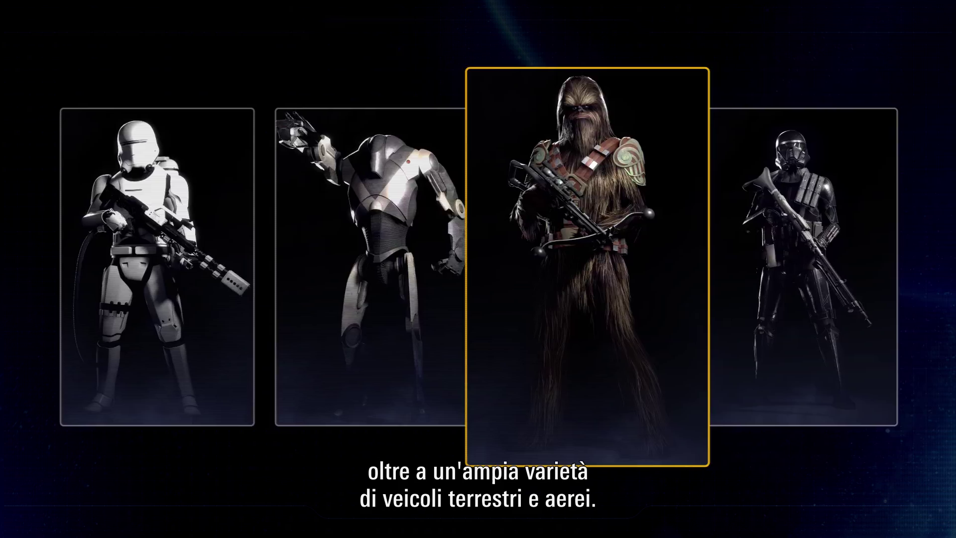 star wars battlferont ii trailer modalità gioco rinforzi