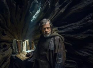libro star wars the last jedi episodio viii ahch-to