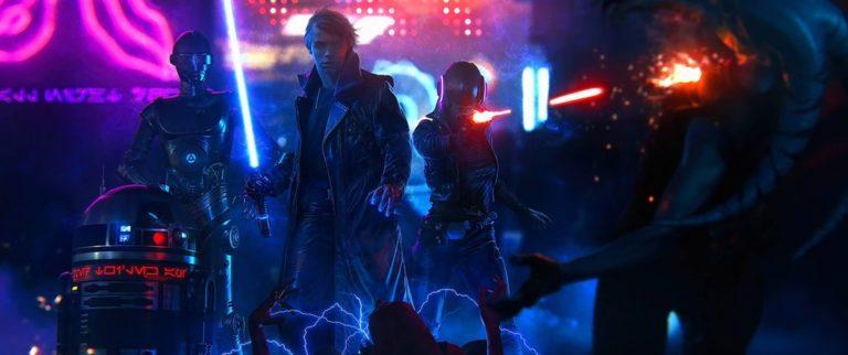 Star Wars ed il Cyberpunk