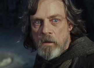 la paura di Luke Skywalker nel trailer di Episodio VIII