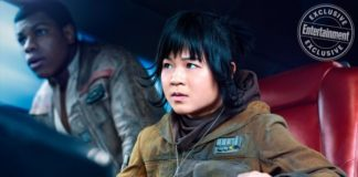 boyega instagram personaggi secondari rose tico in star wars the last jedi
