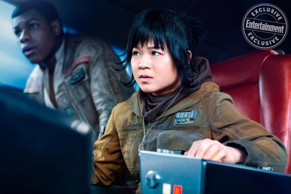 personaggi secondari rose tico in star wars the last jedi