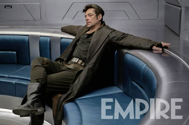 personaggi secondari star wars the last jedi empire dj benicio del toro