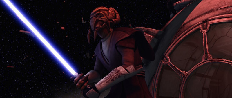 plo koon the clone wars star wars