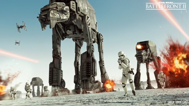 Battlefront 2: Il trailer per il DLC di The Last Jedi