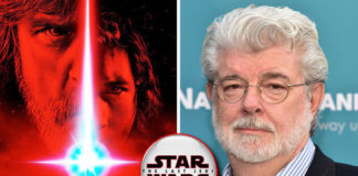 george lucas star wars the last jedi