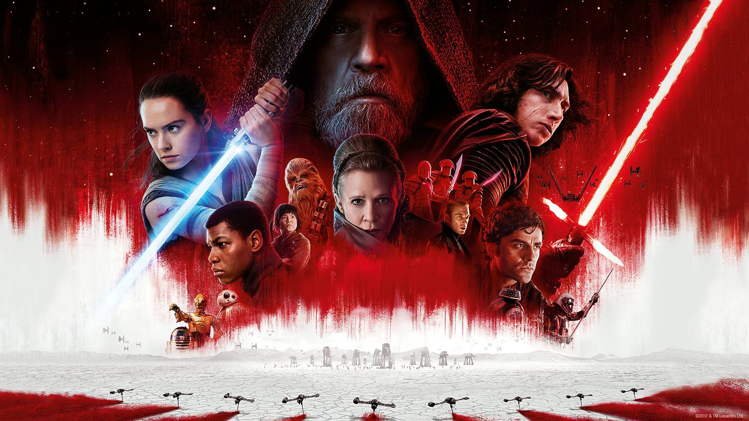 recensione rivelazioni star wars the last jedi reazioni world premiere