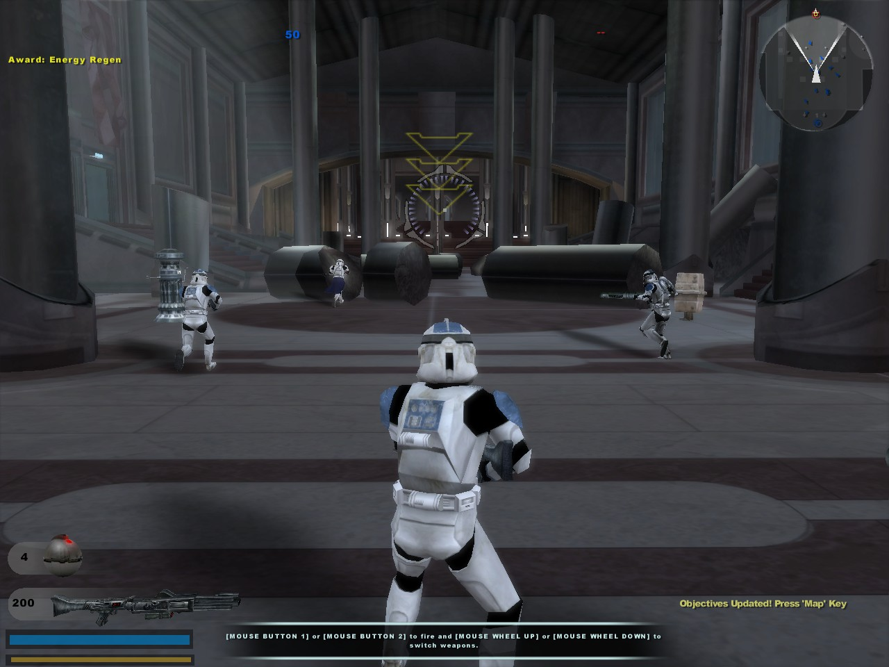 gioco steam pc battlefront ii 2005 star wars screen