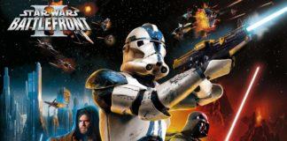 artwork star wars gioco 2005 battlefront ii