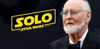 john williams alla colonna sonora di solo a star wars story