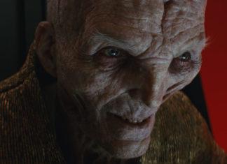 critiche su snoke star wars the last jedi