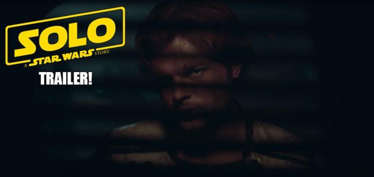 Solo: A Star Wars Story, ecco finalmente il trailer!