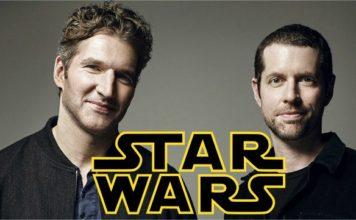 jedi nuovi film su star wars dei creatori di game of thrones