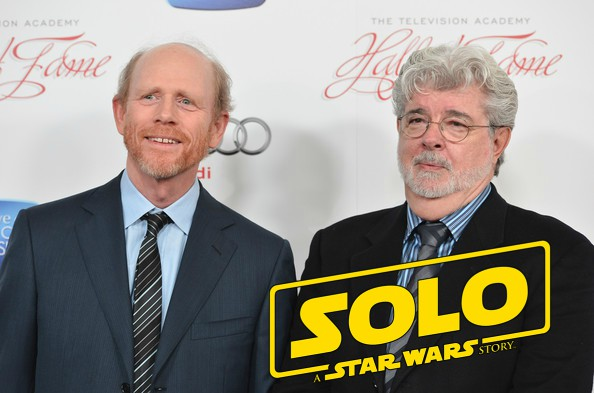 solo ron haward e george lucas spin-off di star wars su han solo