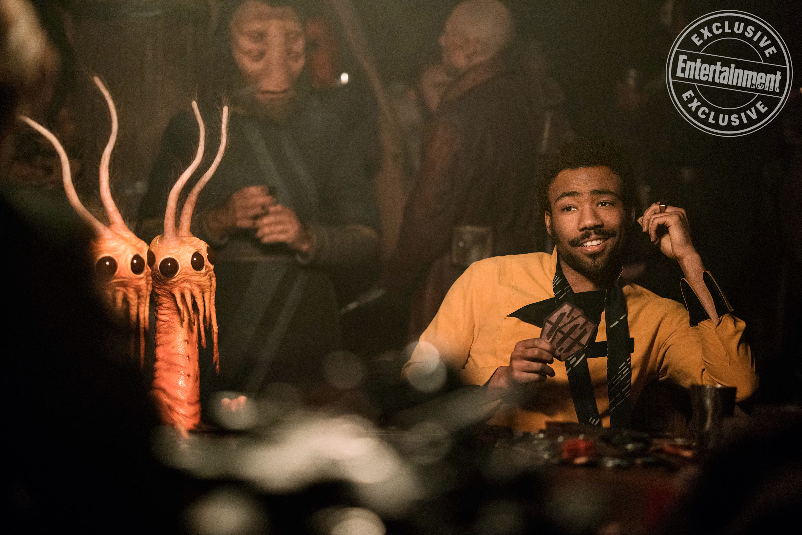 lando calrissian in solo a star wars story