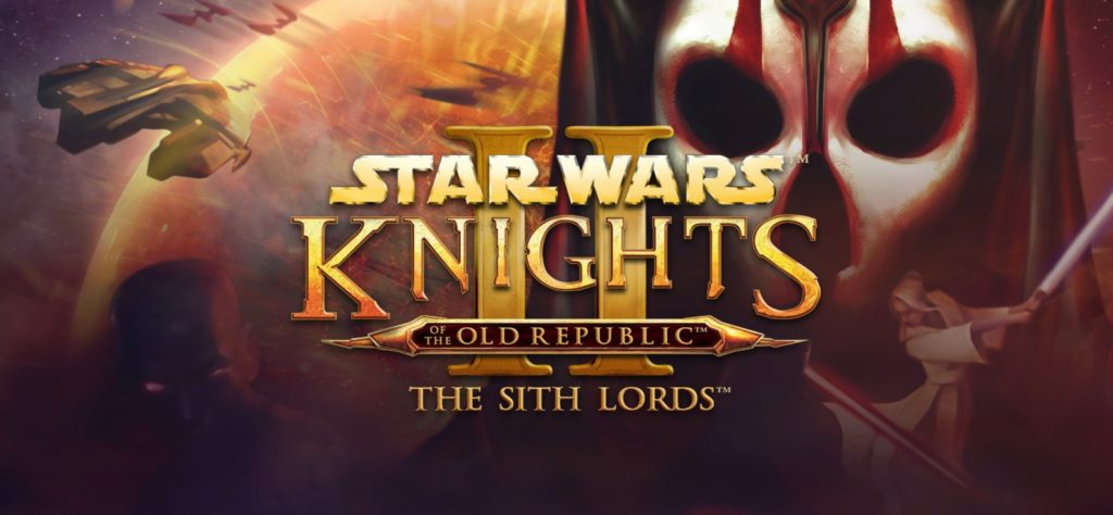knights of the old republic 2 star wars bioware