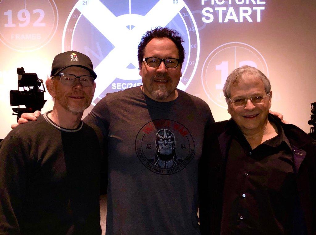 jon favreau scriverà una serie tv di star wars