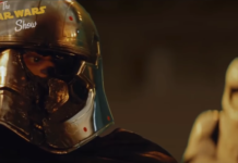 phasma scena inedita star wars the last jedi