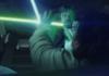 la spada laser blu di kylo ren