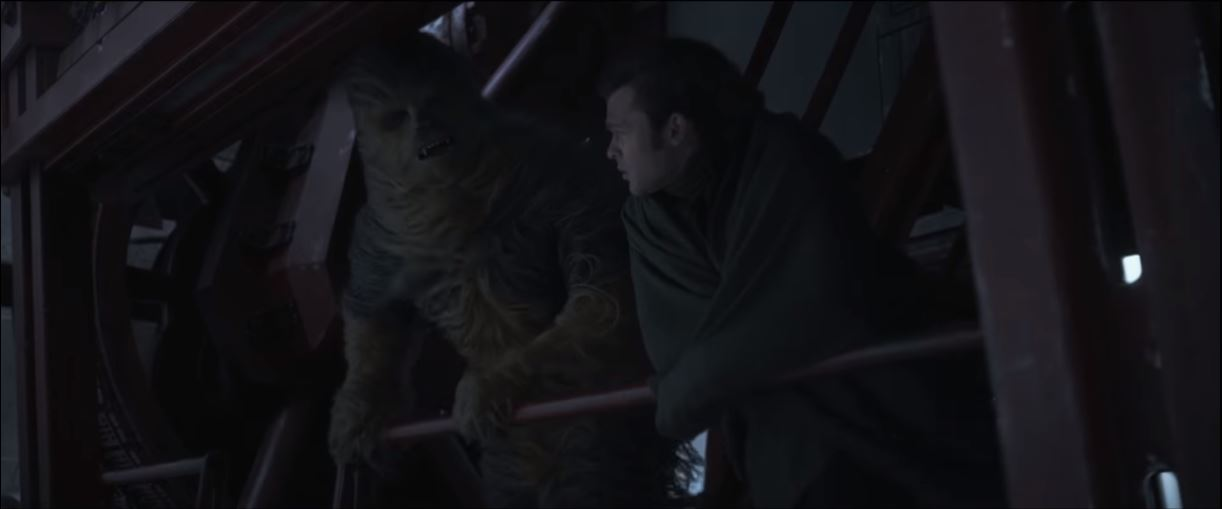 star wars spot tv solo a star wars story han chewbacca