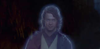 anakin fantasma di forza in episodio ix?