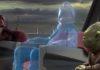 scherzo anakin skywalker consiglio jedi la vendetta dei sith