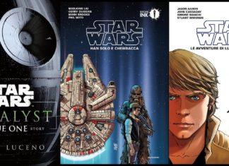 star wars libri romanzi mondadori