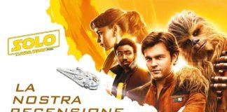 recensione di solo a star wars story