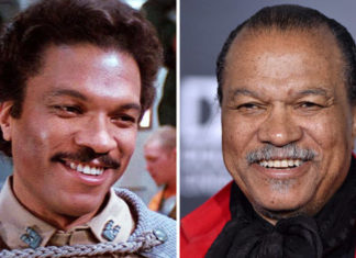 billy dee williams in star wars episodio ix