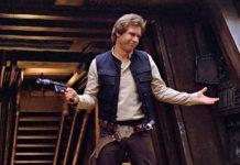 harrison ford venduto all'asta il blaster di han solo di star wars