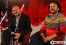 rian johnson nove film progetto lucasfilm ram bergman