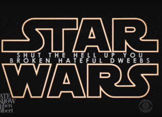 trailer parodia di star wars