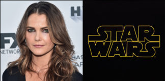 keri russell in star wars episodio ix?