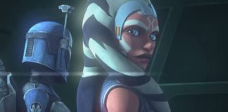 ahsoka donna in the clone wars